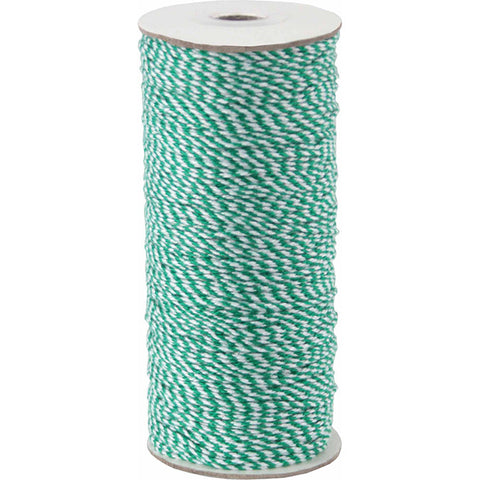 Bakers Twine, Green 250 yards