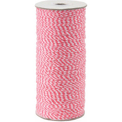 Bakers Twine, Pink 250 yards