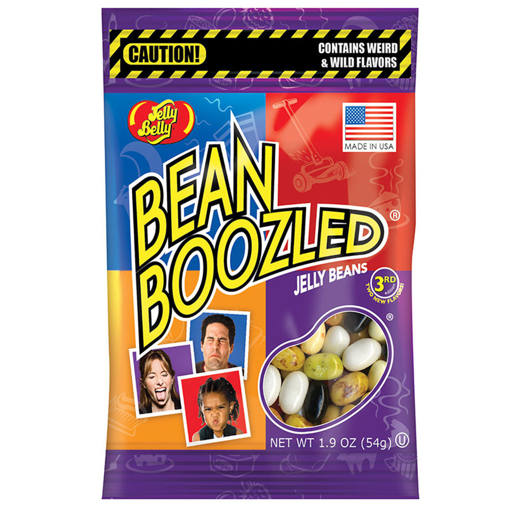 BeanBoozled Jelly Beans ~ 3rd Edition