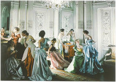 Metropolitan Museum of Art Charles James: Beyond Fashion Notecards - Ball Gowns