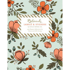 Botanicals Labels & Stickers: 150 Elegant Adhesives for Home and Gift-Giving by Rifle Paper Co.