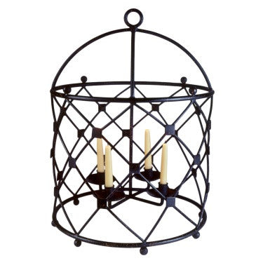 Brunswick Chandelier - Black