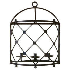 Brunswick Wall Sconce - Black
