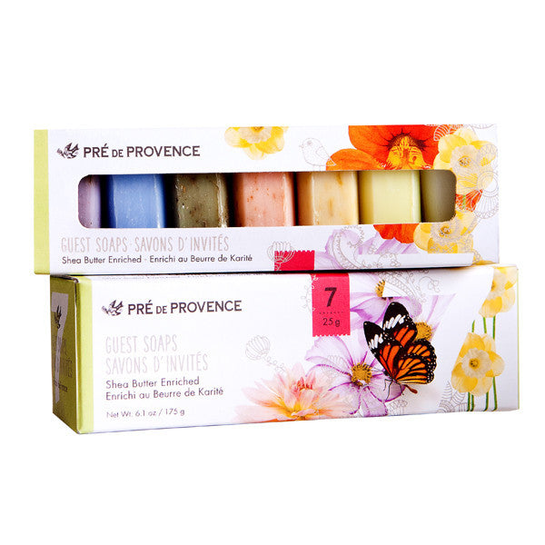 Butterfly Luxury Soap Gift Box