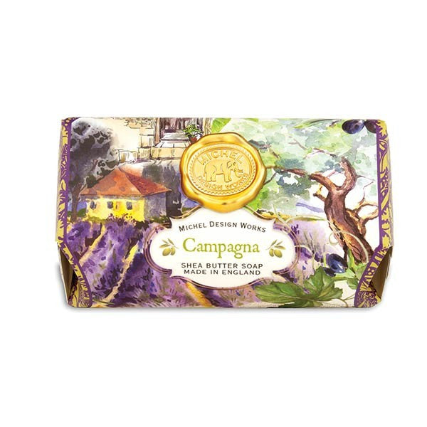Campagna Large Bath Soap Bar
