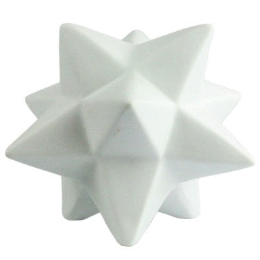 Ceramic Origami Star - Large