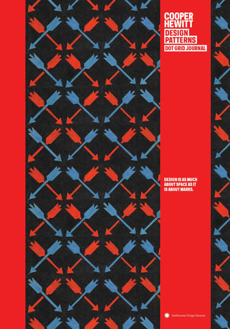 Cooper Hewitt Arrow Design Patterns Journal