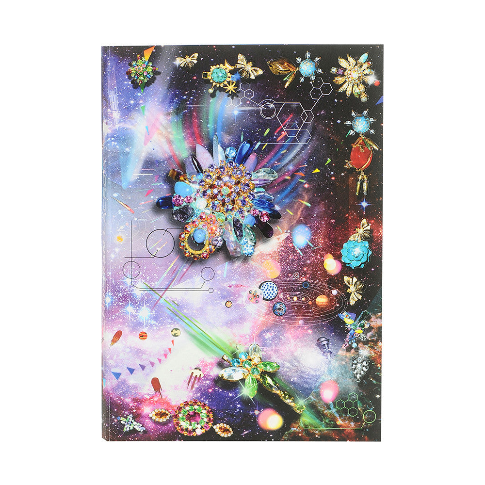 Christian Lacroix Cosmos Notebook