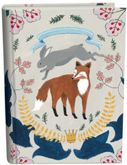 Fox + Hare Cotton Covered Journal