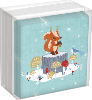 Frosty Forest Mini Cards