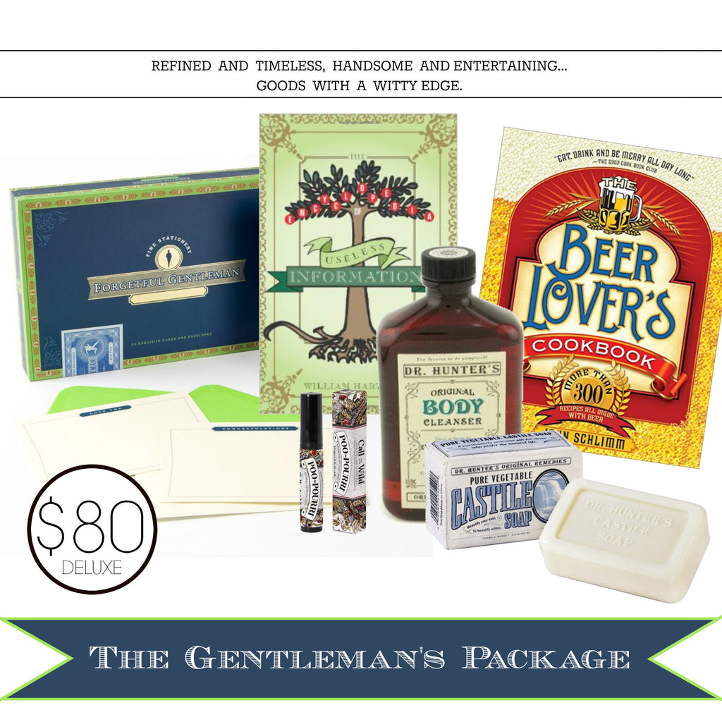 The Gentleman's Package