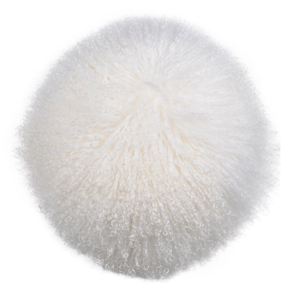 Gila Lamb Fur Pillow