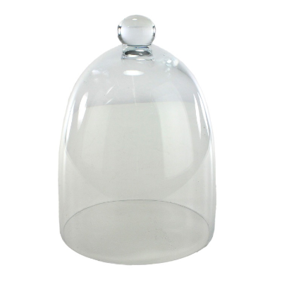 Glass Dome - Tapered - Large