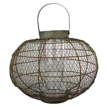 Globe Party Lantern - Medium - Natural