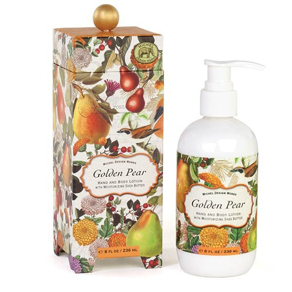 Golden Pear Lotion