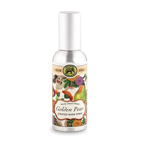 Golden Pear Room Spray