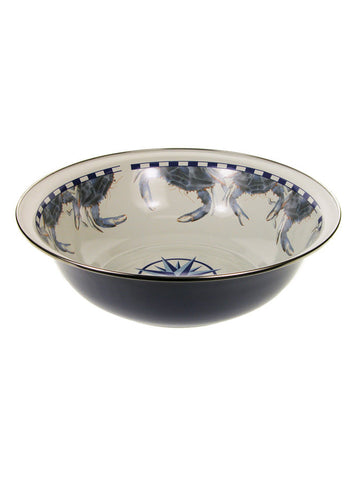 Golden Rabbit's Blue Crab Medium Basin