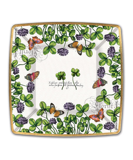 Green Meadows Dinner Plate