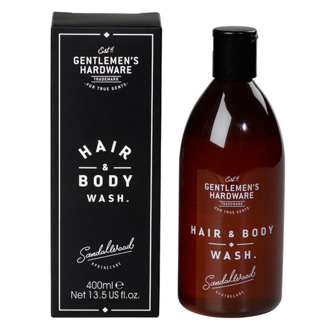 Hair + Body Wash 400ml