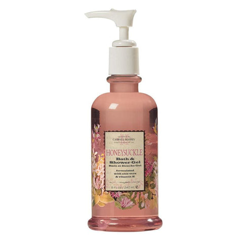 Caswell Massey's Honeysuckle Bath and Shower Gel
