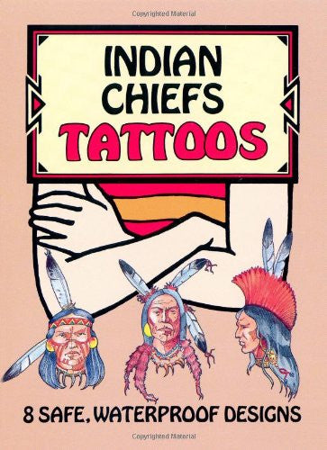 Indian Chiefs Tattoos by Jan Sovak