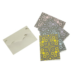Christian Lacroix Jasper and Silver Notecards
