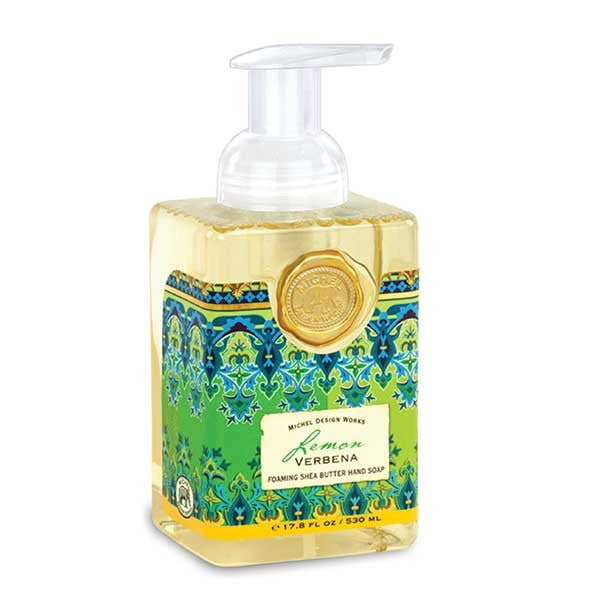 Lemon Verbena Foaming Hand Soap