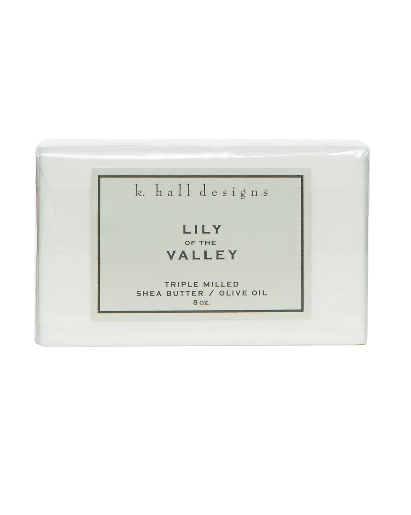 Lily of the Valley Triple Milled Bar Soap