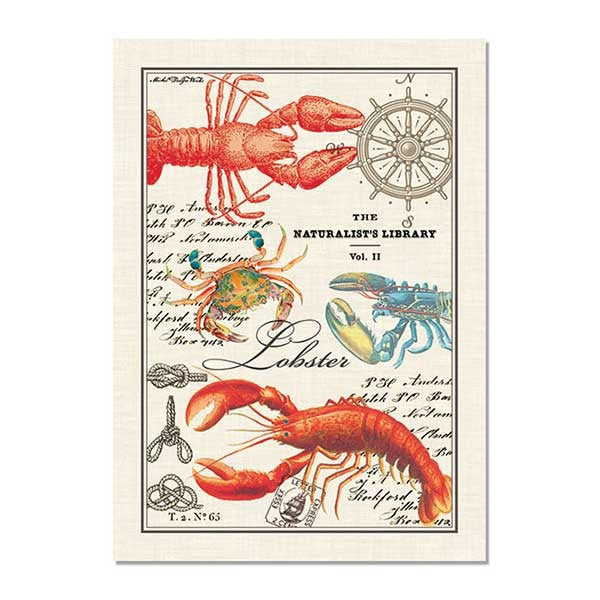 Lobster Kitchen Towel