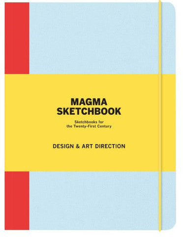 Magma Sketchbook: Design & Art Direction: Pocket Edition