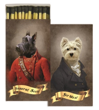 Matches - Regal Dogs