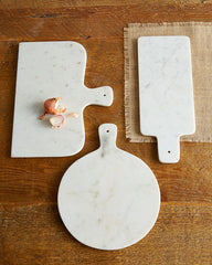 Large Marble Cheese Board - Rectangle