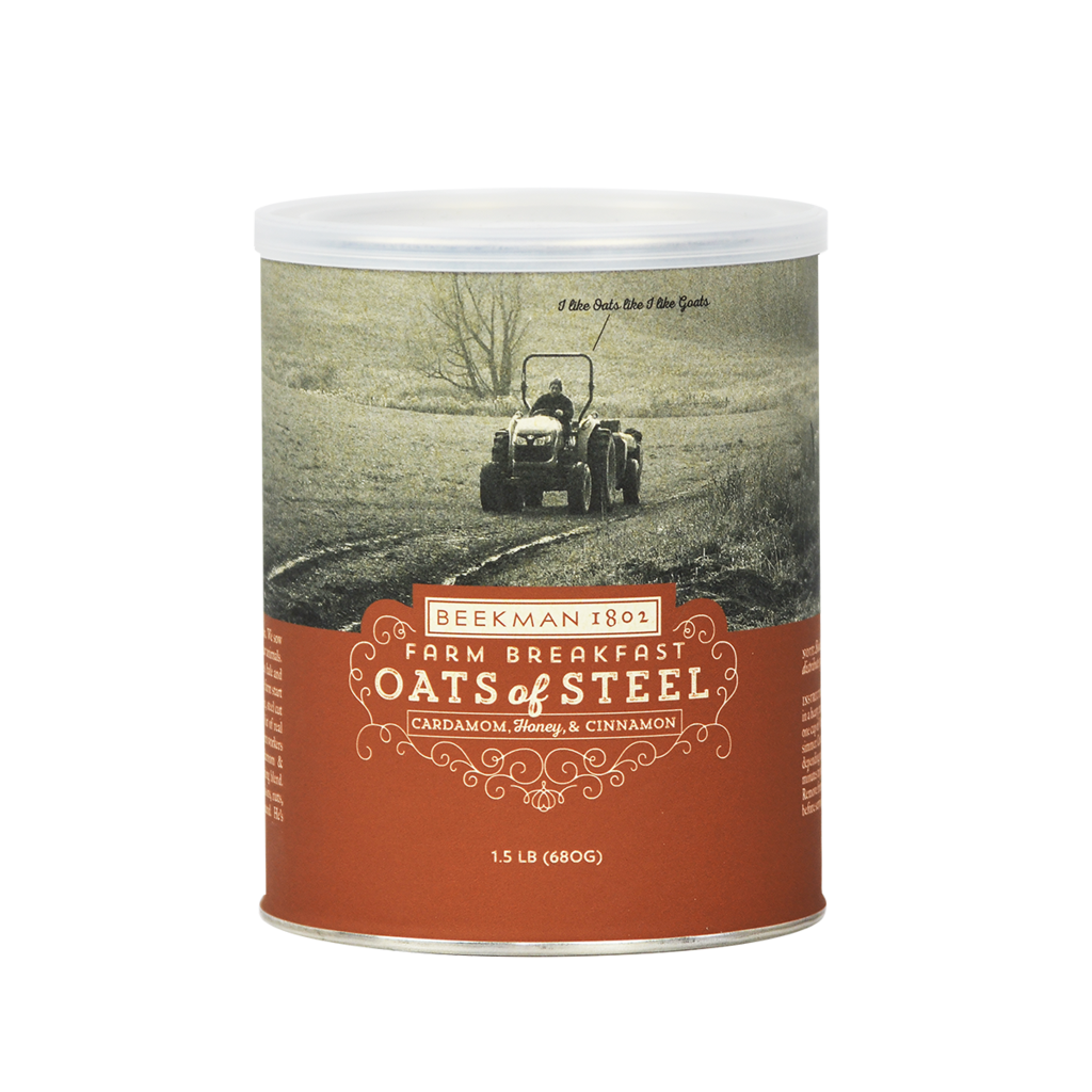 Oats of Steel
