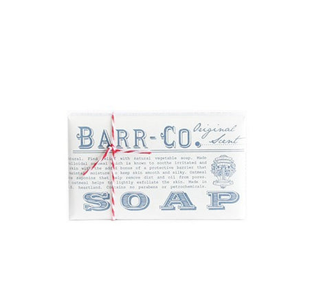 Barr-Co. Original Scent Oatmeal Bar Soap