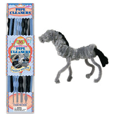 Super Extra Plush Pipe Cleaners + 16 Styles