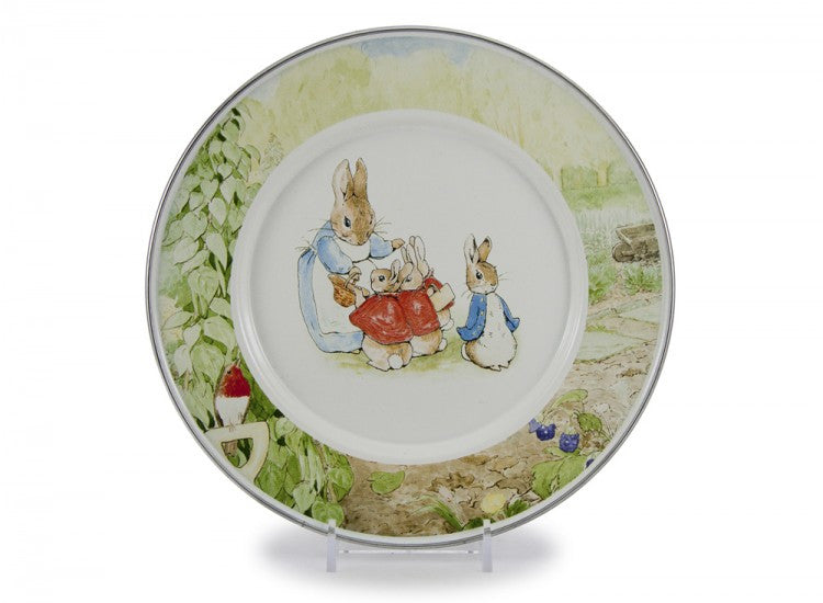 Peter Rabbit Child Plate + Mug