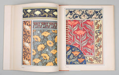Plants and Their Application to Ornament: A Nineteenth-Century Design Primer by Eugene Grasset