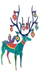 Folksy Reindeer Pop & Slot + 2 Sizes