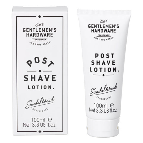 Post Shave Lotion 100ml