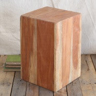 Reclaimed Wood Block - Medium