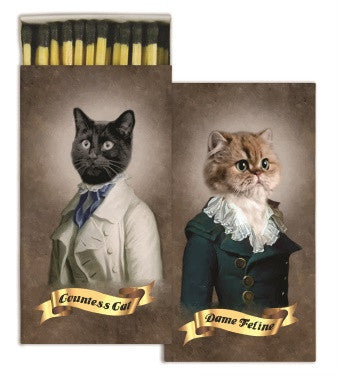 Matches - Regal Cats
