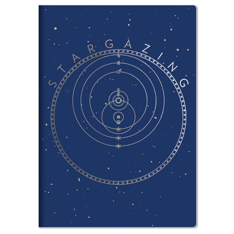 Large Stargazers Notebook