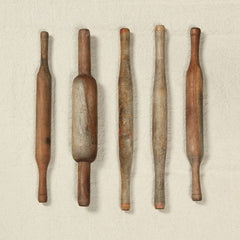 Salvaged Wood Rolling Pins