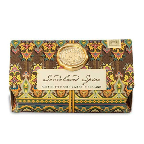 Sandalwood Spice Large Bath Soap Bar
