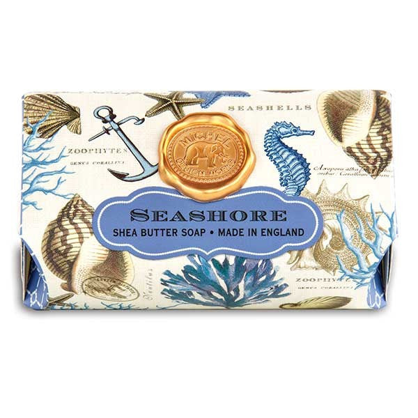 Seashore Large Bath Soap Bar