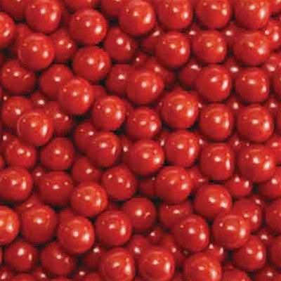 Sixlets Red + 2 lbs.
