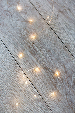 Micro Led Light String - 20 lights