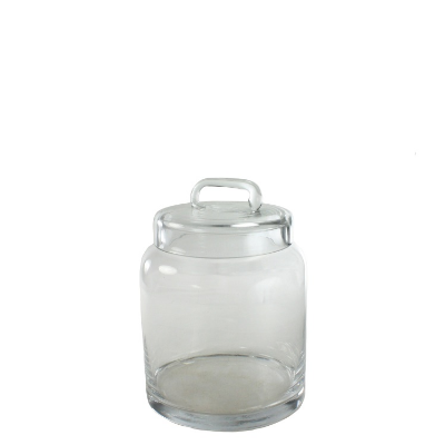 Smith Glass Canister - Small