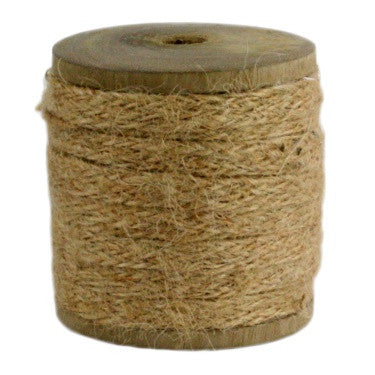 Spool of Jute - Small - Jute Ribbon