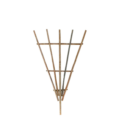 Staked Twig Trellis - Medium